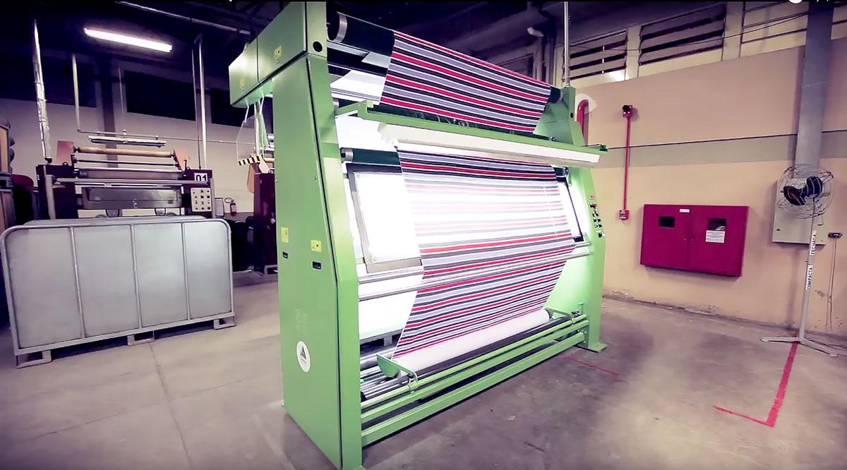 Produtividade têxtil