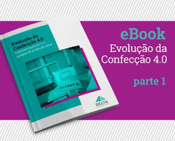 E-book Evolução da Confecção 4.0