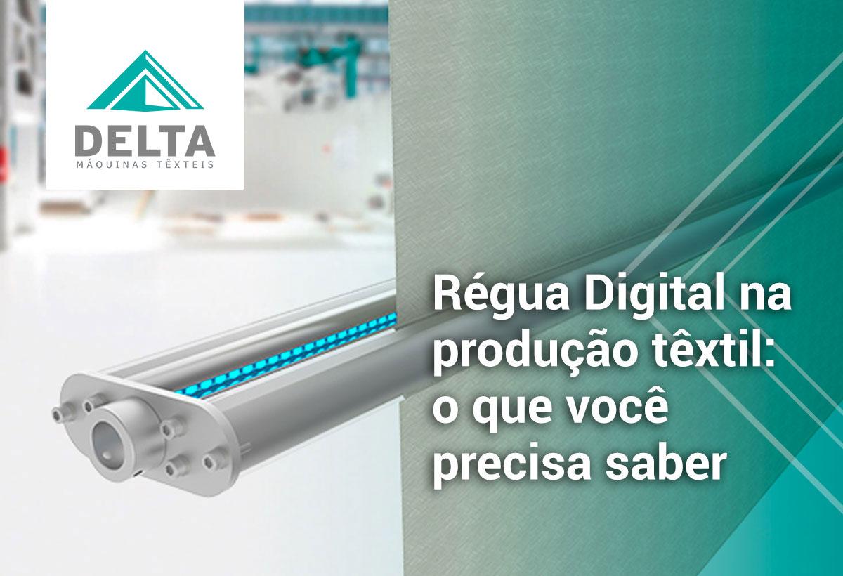 Régua digital