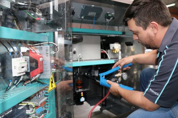 importância do setor de manutenção